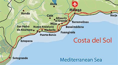 costa sol a cruising guide on the world cruising and