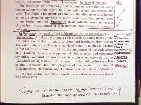 margin text in book