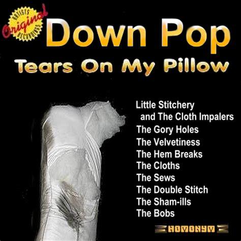 album cover parodies of various artists doo wop tears