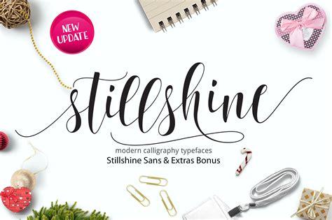 dafont shorelines still shine script script fonts creative market
