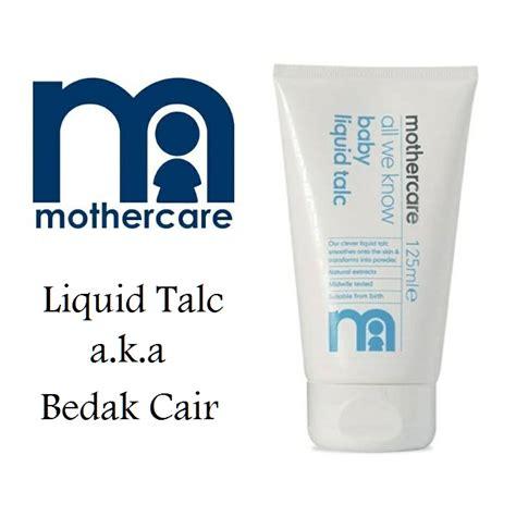 Care Baby Liquid Talc 125ml mothercare baby liquid talc bedak bayi cair aman untuk