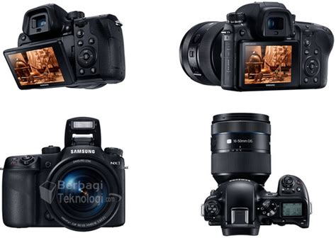 Kamera Digital Samsung Nx1 daftar harga samsung nx1 smart mirrorless berbagi teknologi