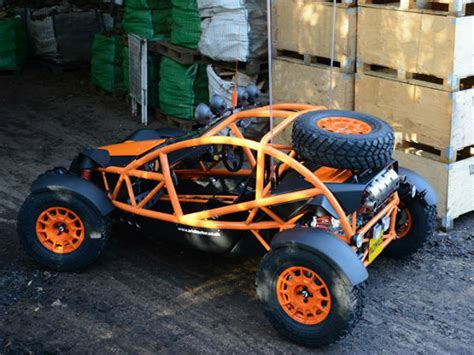 nomad off road car ariel nomad unveiled prior to official launch by mid 2015