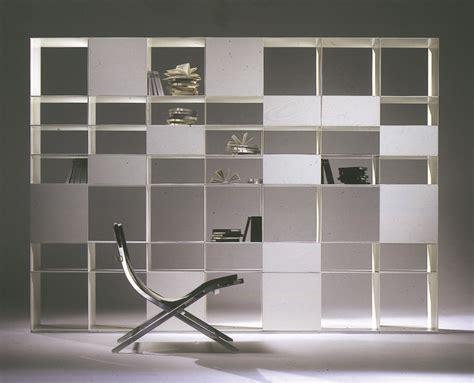 Flexform Infinity by Flexform Infinity White Bookshelves Designed By Antonio