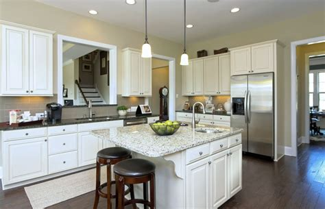 traditional kitchen designs traditional kitchen with simple granite counters flush