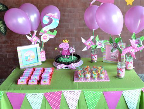 imagenes de cumpleaños decoracion decoraci 243 n cumplea 241 os peppa pig chica outlet