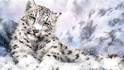 image snow leopard light 96557 jpg animal jam wiki