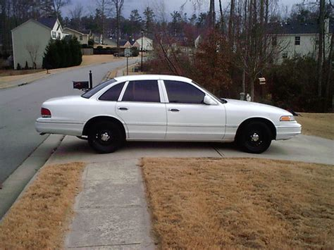how cars run 1997 ford crown victoria auto manual policeintrcptr 1997 ford crown victoria specs photos modification info at cardomain