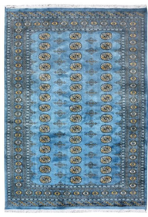 7 X 8 Area Rug by Handmade Blue Grey Bokhara Rug 5 7 Quot X 8 Ft Traditional Area Rugs