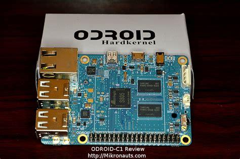 Odroid C1 mikronauts 187 odroid c1 review