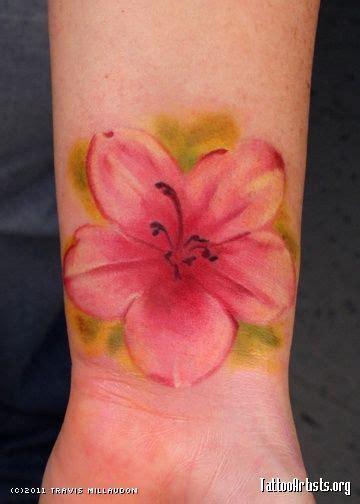 azalea tattoo designs azalea flower tat