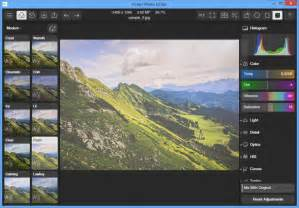 polarr photo editor gets a windows 7 desktop release
