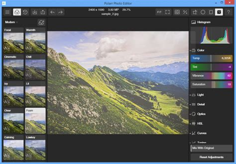 editor imagenes windows 10 polarr photo editor gets a windows 7 desktop release