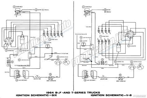 1964 ford starter solenoid wiring 33 wiring diagram
