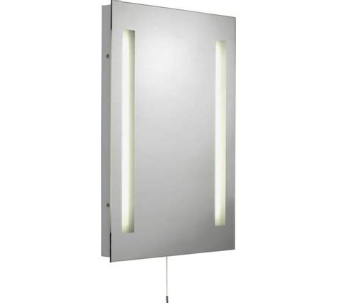 buy collection illuminated bathroom mirror with shaver