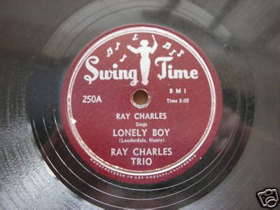 swing time records popsike com ray charles trio vintage 78 rpm swing