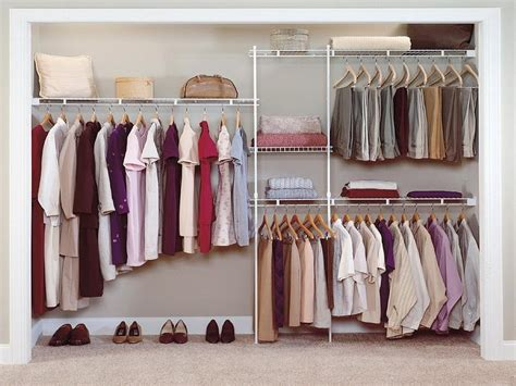 Elfa Wardrobe System by Bedroom Elfa Closet System Choice For Closet