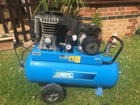 abac air compressor in bicester oxfordshire gumtree