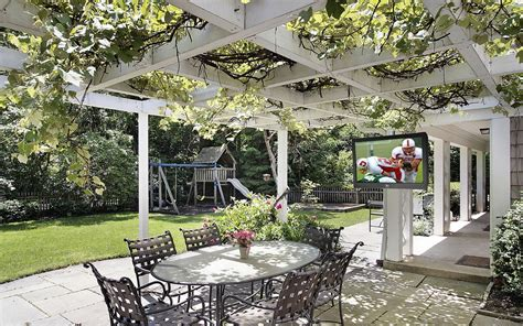 pictures of backyard patios develop your own outdoor patio ideas