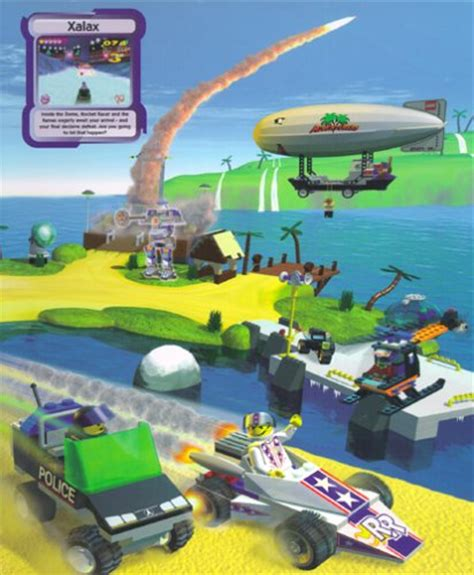 Lego Car Racing 2 lego racers 2 pc