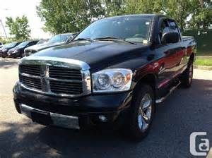 Used Dodge For Sale Used 2008 Dodge Ram 1500 For Sale In Toronto 3ram117a