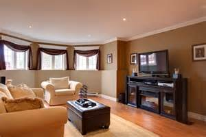 Living Room Colors With Black Furniture Living Room Paint Color Ideas With Brown Furniture Images 04 Small Room Decorating Ideas