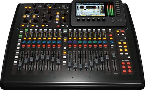 Speaker Behringer M16 behringer x32 compact digital mixer sweetwater