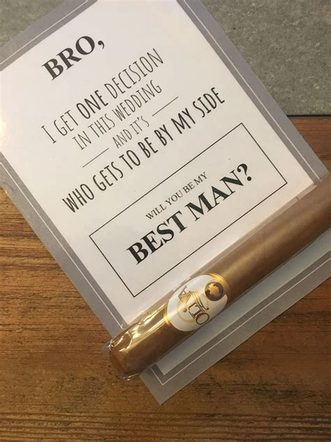 Instant Download: Will You Be My Best Man? in 2019