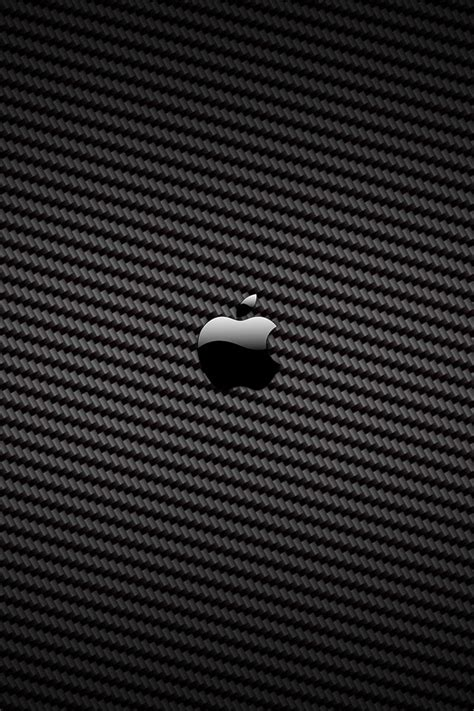 apple wallpaper carbon carbon fiber apple logo color black pinterest