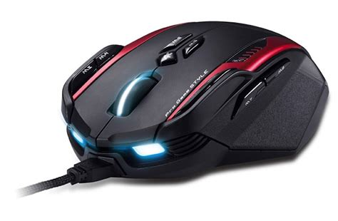 Mouse Komputer Genius genius gila gaming mouse boasts buttons galore and