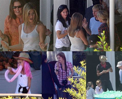 ellen degeneres birthday party photos of olive cohen s birthday party with celebrity