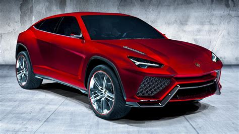 lamborghini jeep lamborghini confirms all turbo v8 for urus suv
