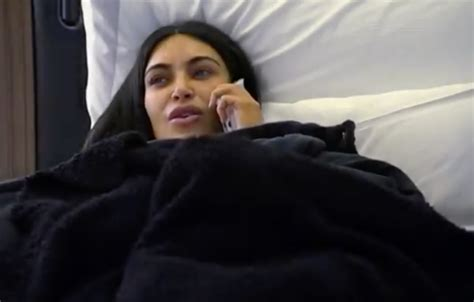 kim kardashian bed watch keeping up with the kardashians online season 13