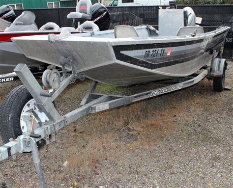 aluminum boats in oregon for sale used aluminum fish boats for sale in oregon page 2 of 3