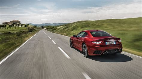 gran turismo maserati rear maserati granturismo the purest form of excitement
