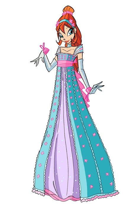 Bloom Dress which dress matches bloom poll results the winx club