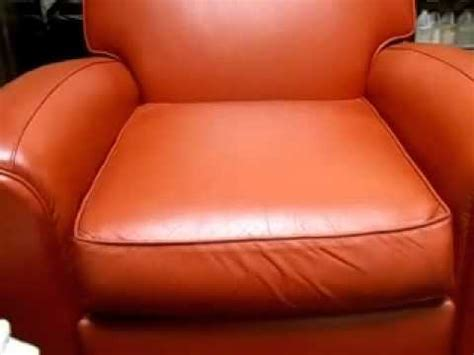 Professional Leather Color Change Procedure Youtube Change Color Of Leather Sofa