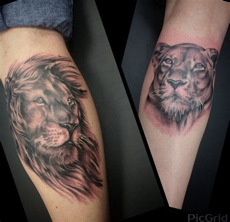husband and wife tattoo ideas 157 best images about tiere on
