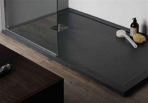 piatto doccia 180 x 80 piatto doccia marmoresina 180x80 h3 3 colore antracite pietra