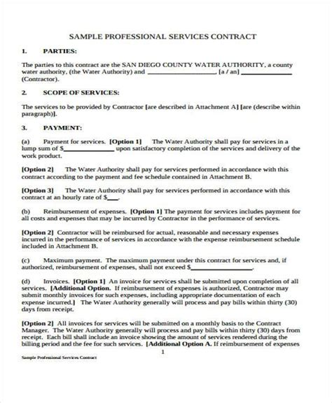 subcontractor agreement template for professional services subcontractor agreement template for professional services