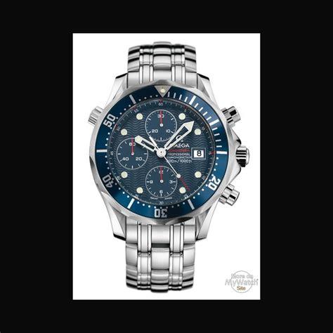 Omega Seamaster Chrono omega seamaster 300m chrono diver titanium wroc awski