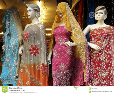 mayas fashion indian clothing store indian fashion indian fashion royalty free stock photo image 12270585