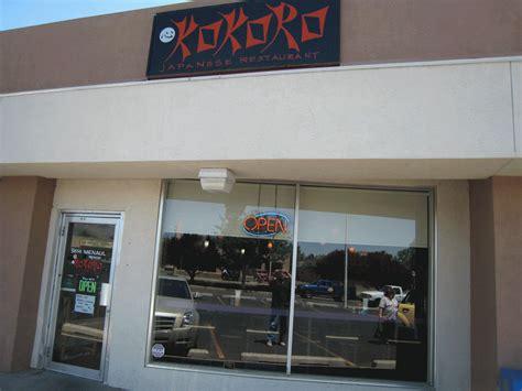 2910 P Haigh Heel 05 Nm kokoro japanese restaurant albuquerque new mexico gil