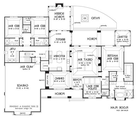 donald gardner floor plans donald a gardner house plans with photos