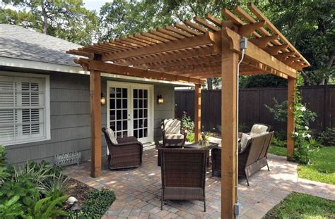 Small Backyard Pergola Ideas Pergola Kits Cheap Step Finished Simple Pergola Made From Kit With Pergola Kits Stunning