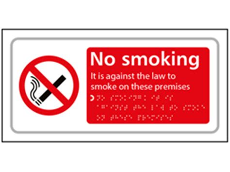 printable no smoking on premises sign no smoking its against the law to smoke on these premises