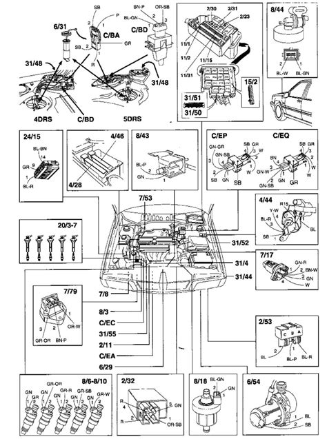 2004 volvo xc90 wiring diagram wiring diagram with