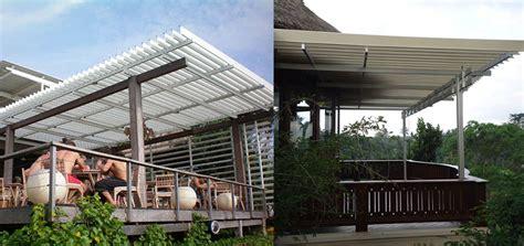 design kanopi cafe importance of choosing canopy home aluminium sun