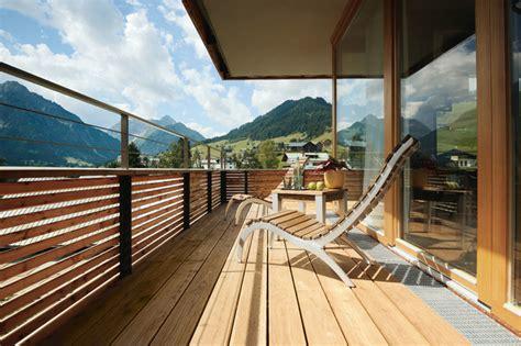 hotel w terrasse ifen hotel kleinwalsertal modern terrasse other