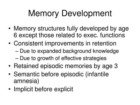 memory how to develop and use it classic reprint books ppt neuropsychological perspectives on term memory